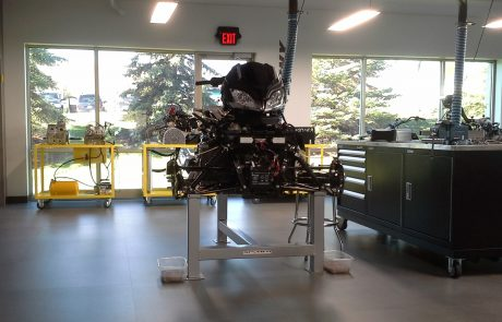 Bombardier Snowmobile