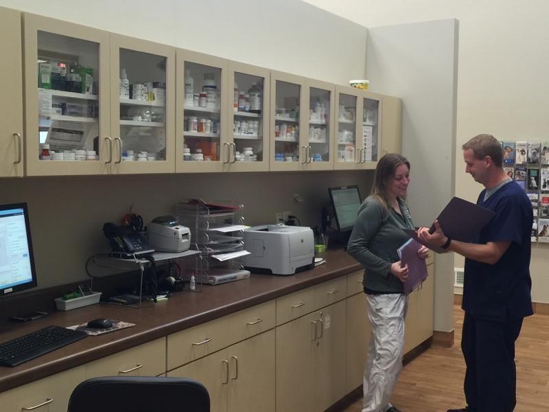 Regner Veterinary Clinic Bukacek Construction